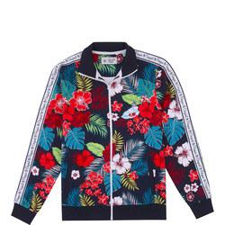 Hawaiian Fleece Track Jacket