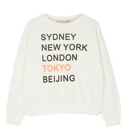 City Names Sweatshirt