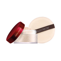 Set For Luck Translucent Setting Powder with Puff