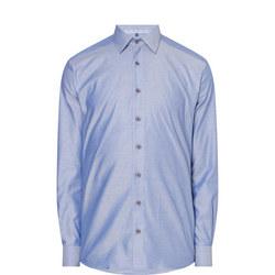 Herringbone Print Shirt
