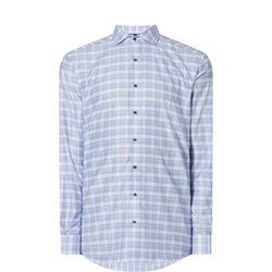 Check Print Shirt