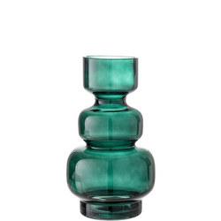 Vase Glass Green