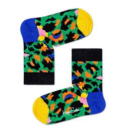 Kids Leopard Print Socks