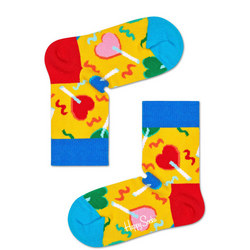 Kids Heart Lolly Socks