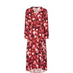 Wrap Style Dress