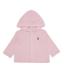 Babies Reversible Knit Jacket