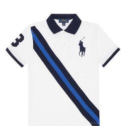 Boys Novelty Polo Shirt