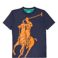Boys Performance Jersey T-Shirt