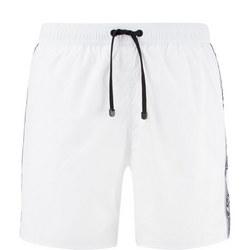 Logo Tape Swim Shorts