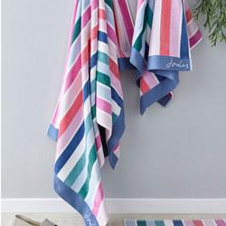 Lost Garden Stripe Towel Multi
