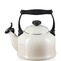 Tradational Kettle with Fixed Whistle 2.1L Meringue