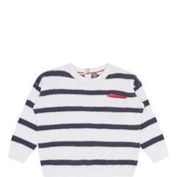 Kids Stripe Knit Sweater