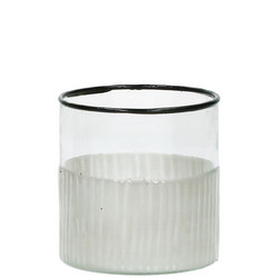 Flou Hurricane Vase Small