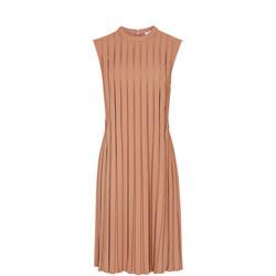 Linnea Pleated Mini Dress
