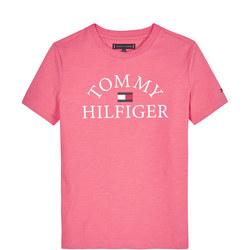 Essential Logo Arch T-Shirt