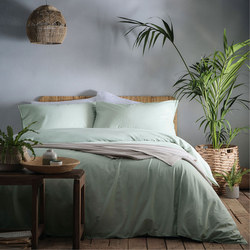 Cassia Duvet Set Green