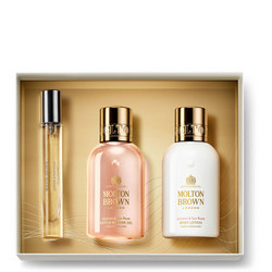 Jasmine & Sun Rose Fragrance Luxuries Gift Set