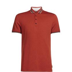 Teacups Short-Sleeved Polo Shirt