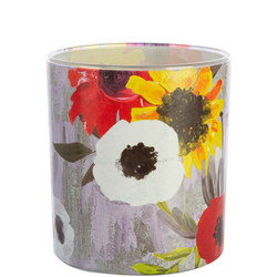 Wax Fill Candle Sunflower