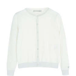 Star Buttoned Cardigan