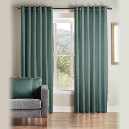 Addo Curtains Teal