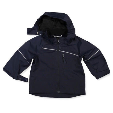 Baby Shell Jacket Blue