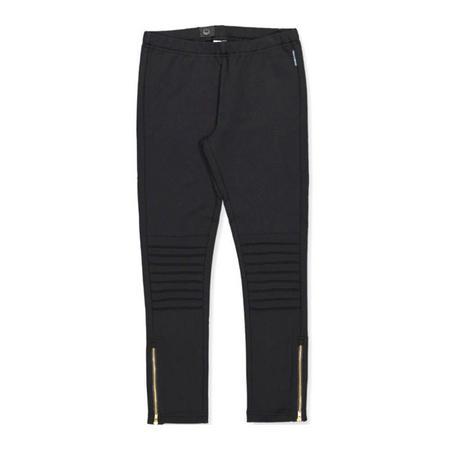 Girls Jodhur Style Trousers Black