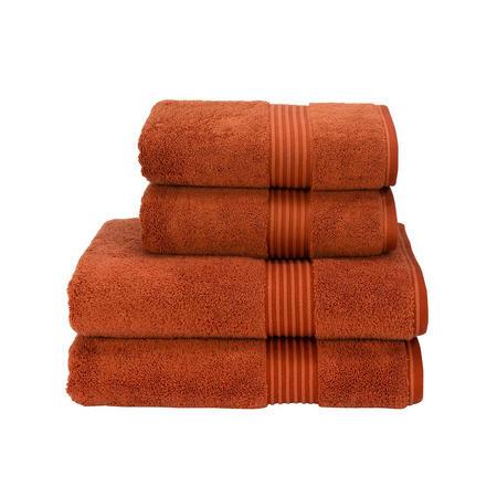 Supreme Hygro Towel Paprika