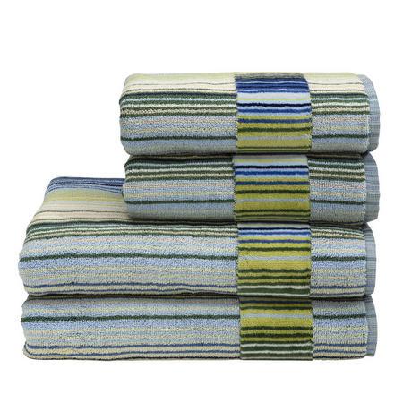 Supreme Capsule Stripe Towel Blue
