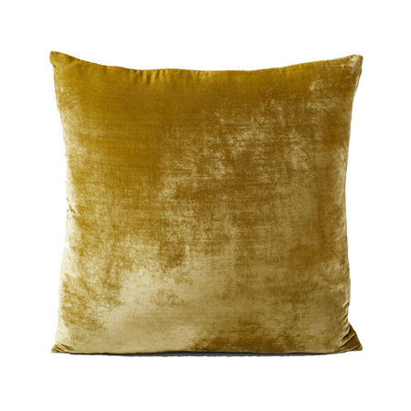 Lush Velvet 51cm X 51cm Pillow Cover Wasabi