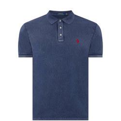 Fleece Polo Shirt