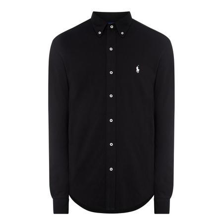 Feather Pique Shirt
