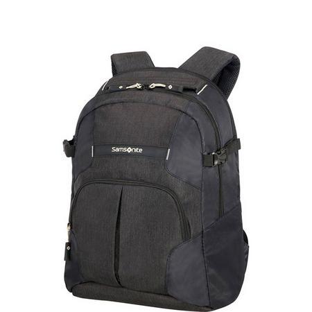 Rewind Laptop Backpack Medium Black