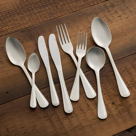 Country 44-Piece Cutlery Set