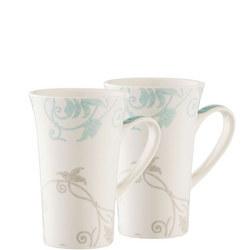 Novello Latte Mugs Pair