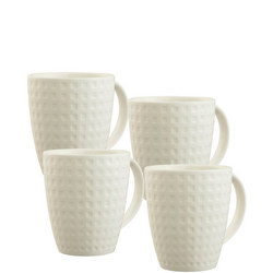 Grafton Mugs Set of 4