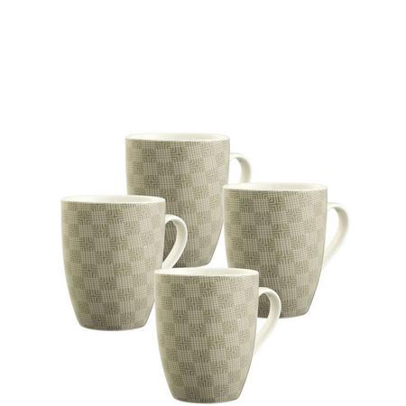 Merino Mugs Set of 4