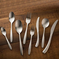 Tidal 72-Piece Cutlery Set