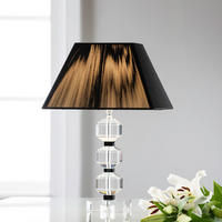 Deco Corinth Lamp And Shade