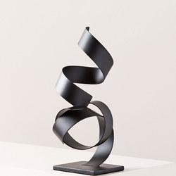 Metal Ribbon Object