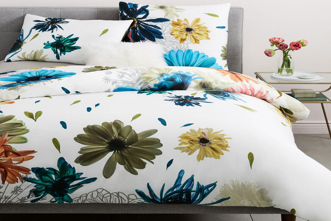 400 Thread Count Organic Sateen Square Pillowcase