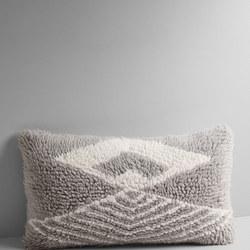 Aziza Shag Pillow Cover