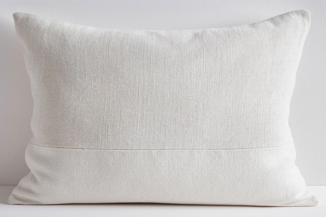 Cotton Canvas Pillow Cover