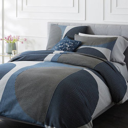 Margo Selby Logan Duvet Cover King Multi