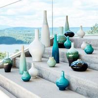 Reactive Glaze Vase Medium Celadon
