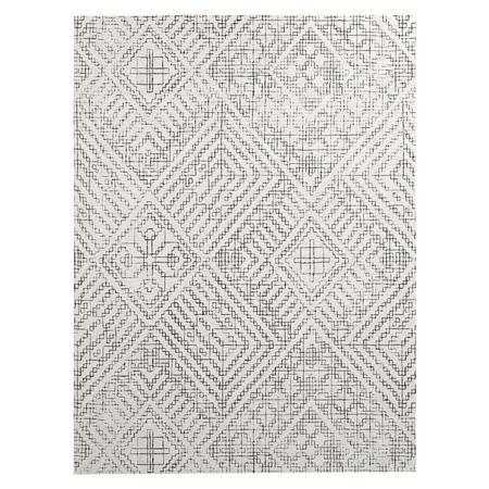 Stone Tile Rug Slate 152 x 244 cm