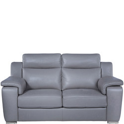 Victoire Two-Seater Sofa Grey