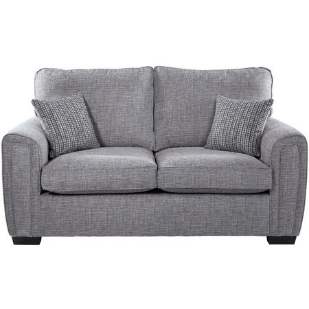 Memphis Two-Seater Sofa Grey