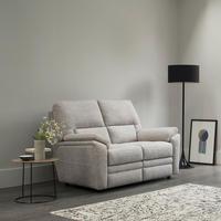 Hampton Two-Seater Sofa White