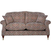 Westbury Large Two-Seater Fabric Sofa Multicolour